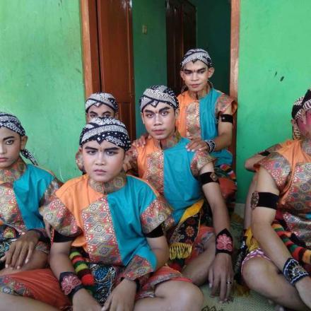 Kelompok Jathilan Beksa Mudha Krekah Manunggal Dusun Krekah