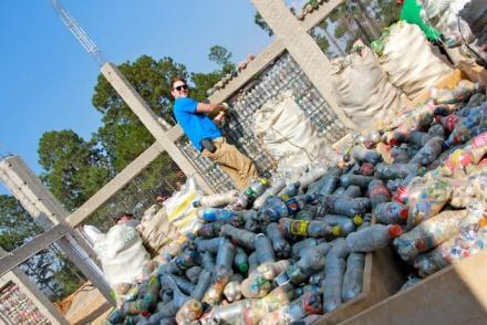 Simsalabim ! Sampah Plastiknya Hilang !