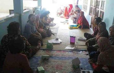 PKK Dusun Krekah Meningkatkan Sinergi Untuk Kebaikan Bersama
