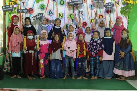 Lomba Keagamaan TPA Al Furqoon Depok untuk Memotivasi Santri