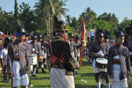 Hari Jadi Desa Gilangharjo